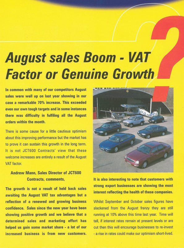 VAT-Changes